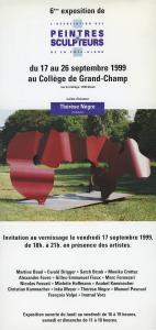 APSC Invitation 1999